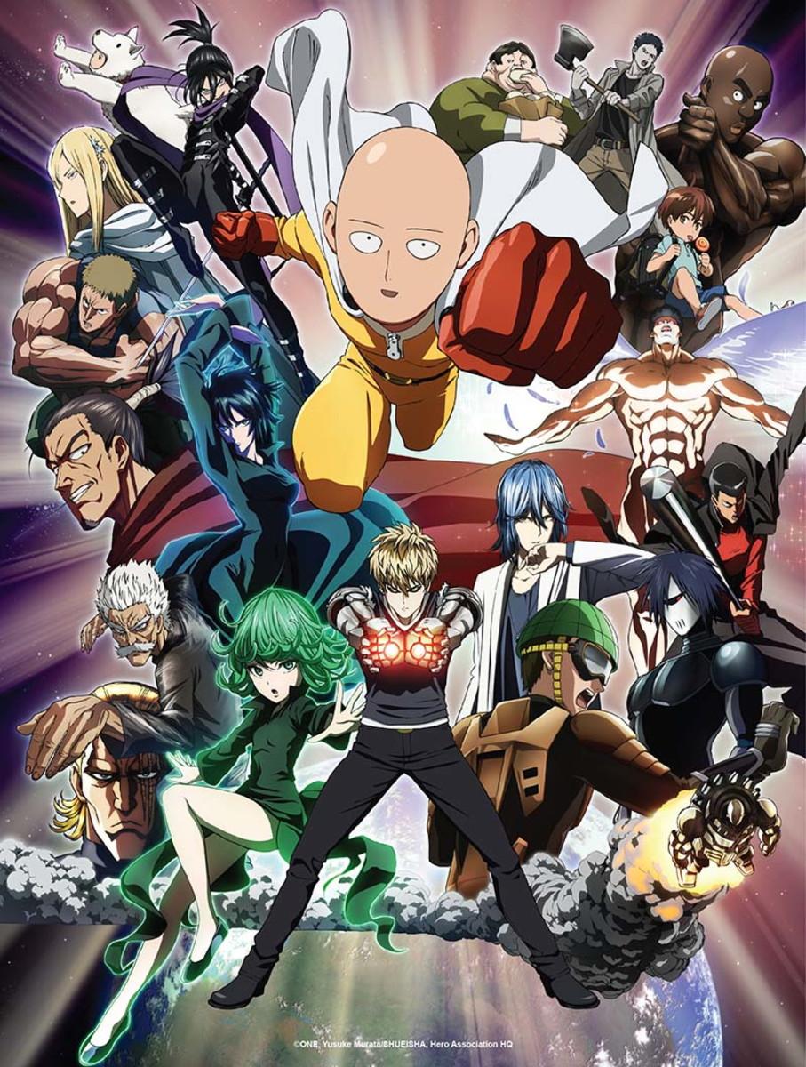 One Punch-Man: 1ª temporada