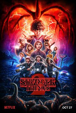 Stranger Things: 2ª temporada
