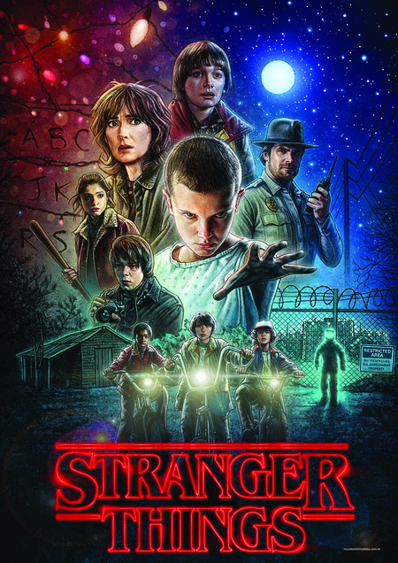 Stranger Things: 1ª temporada