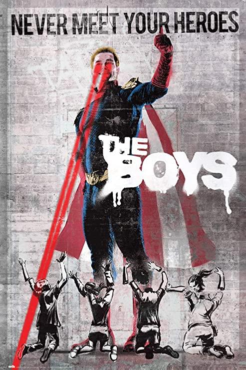 The Boys - 1ª temporada