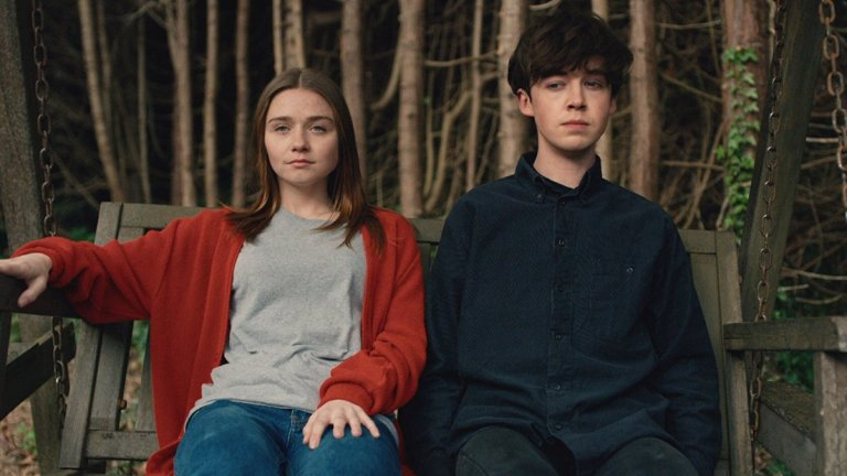 The End of the F***ing World: 1ª temporada